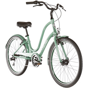 "Electra Townie 7D EQ 26"" Dames, palm"